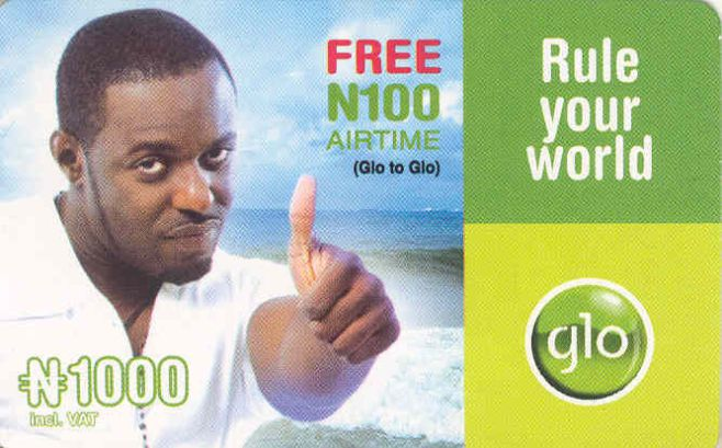 Nigerian Glo Recharge Card Not Working in Ghana, Ivory Coast or Benin Republic