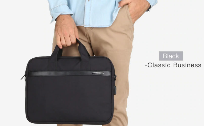 Meet Kingsons Digital Handbag: A Water-Resistance Laptop bag for Business Men and Women