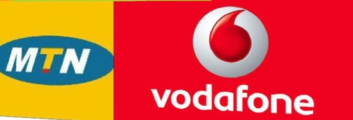 MTN,Vodafone Me2U Services: Credit Transfers